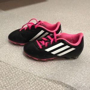 Girls Adidas Cleats